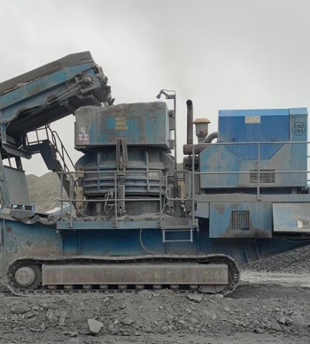 USED MOBILE CRUSHERS AND SCREENS FOR SALESourcing mobile